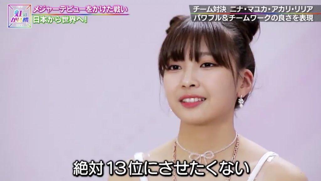マユカの性格