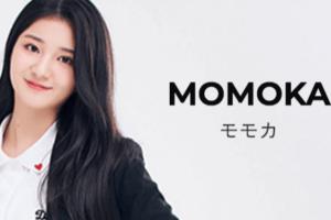 虹プロメンバー・モモカ