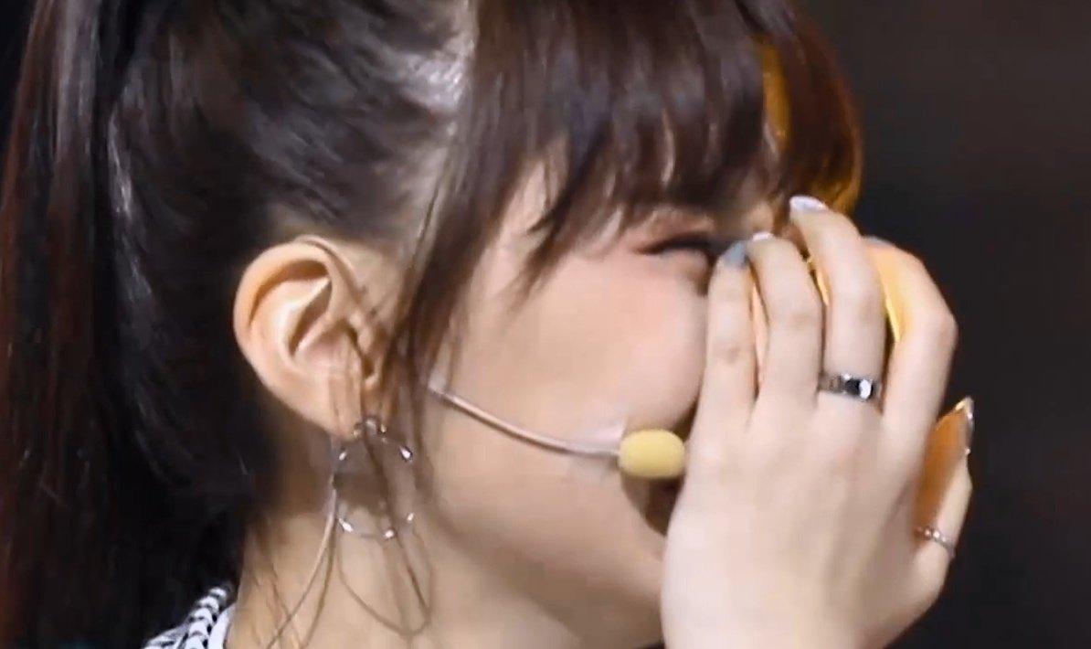虹プロ・マユカの涙