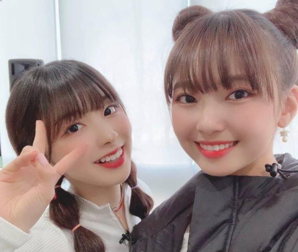 マユカとミイヒ