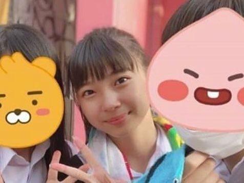 中学生時代のマユカ