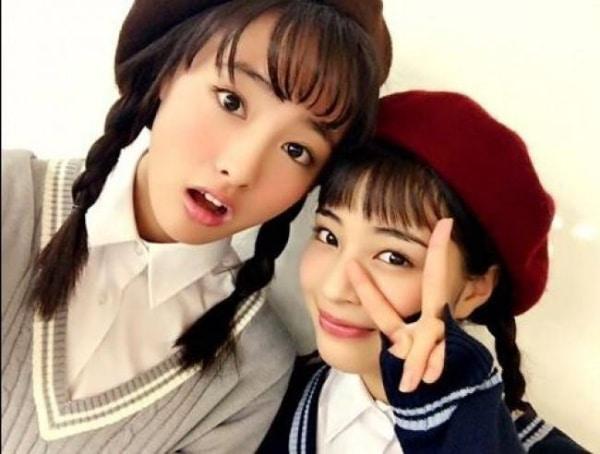 大友花恋と広瀬すずは似てる?