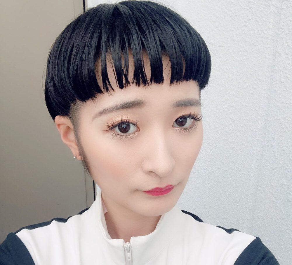 BiSHリンリンの髪型