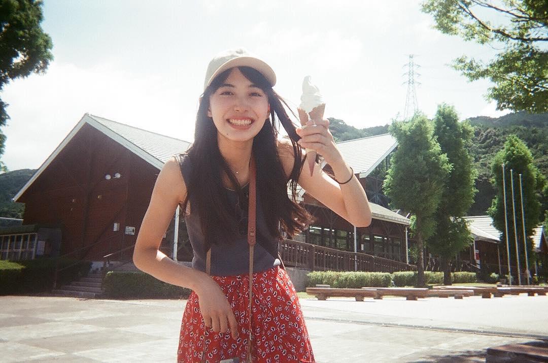 ハーフっぽい井桁弘恵