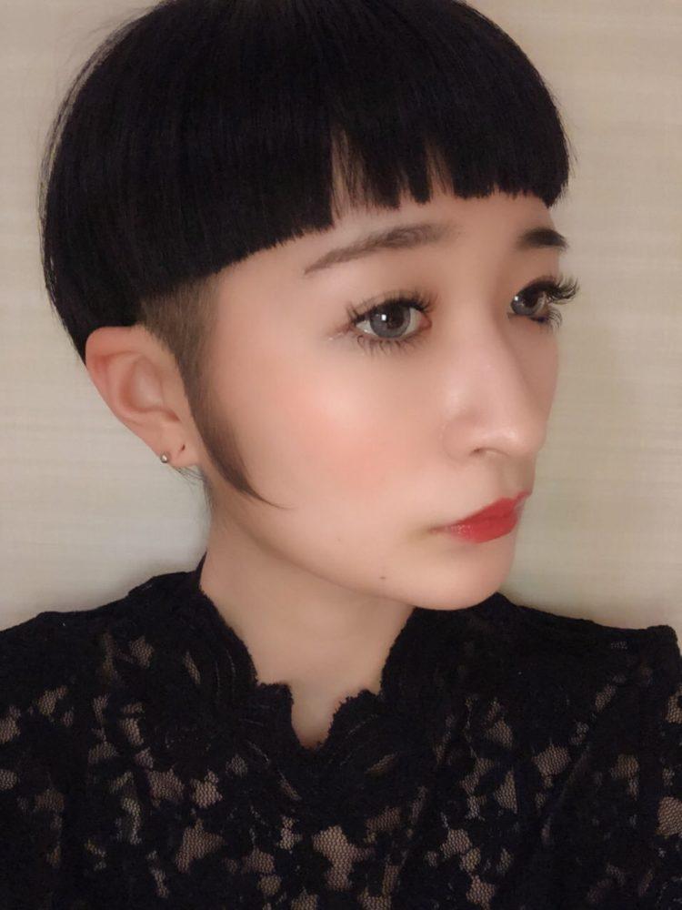 リンリンの髪型