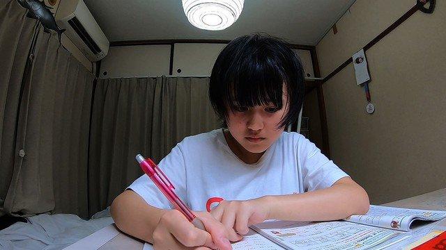 高校受験する池田レイラ