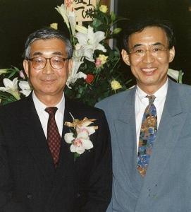 高島忠夫と高嶋弘之