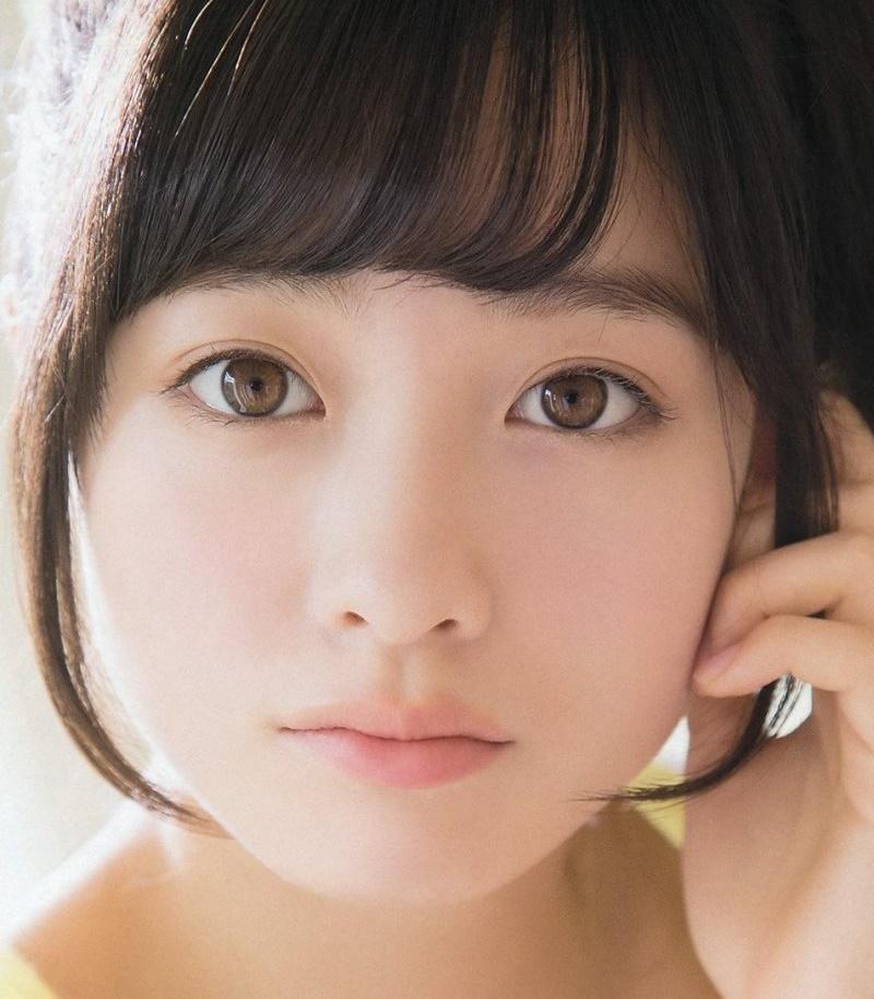 橋本環奈の瞳