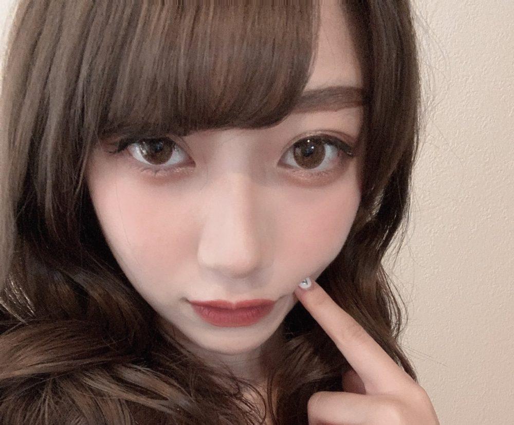 慶応ミスコンの濱松明日香