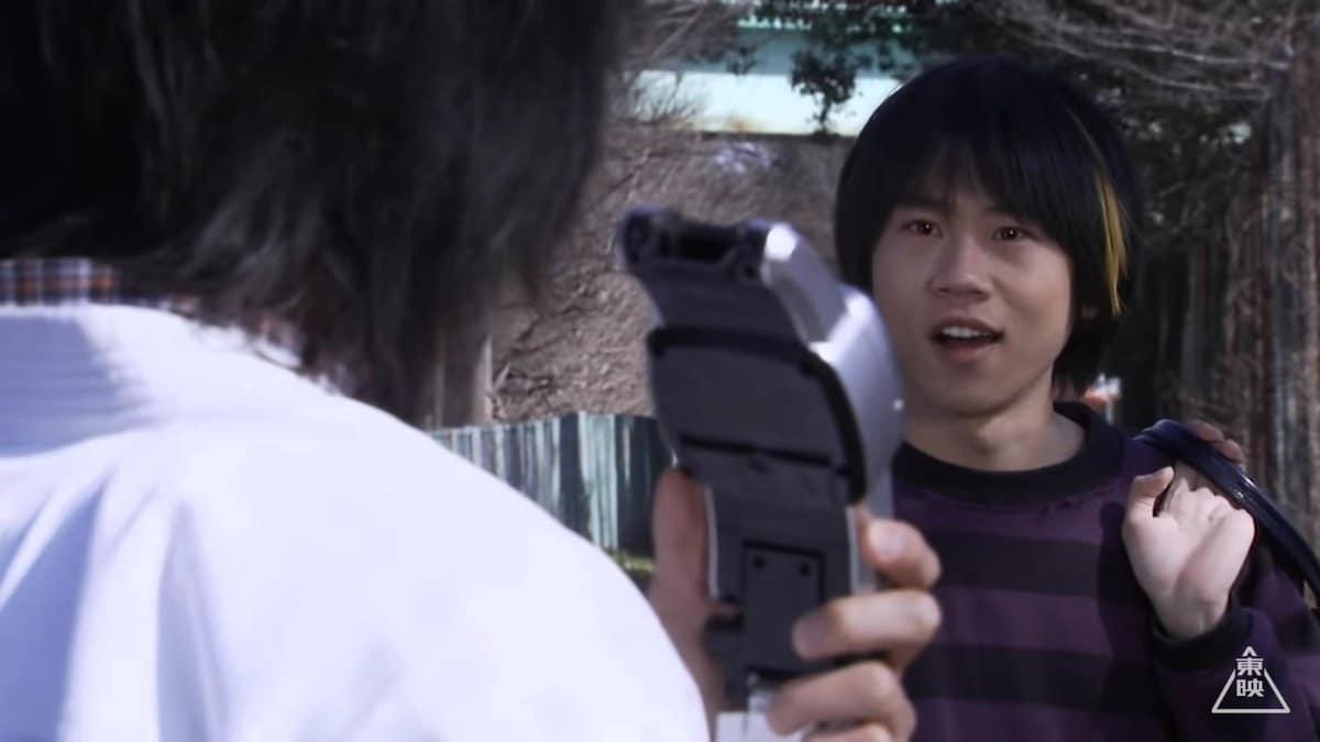 仮面ライダー電王の内野謙太