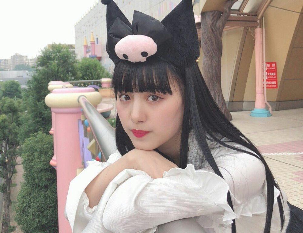 ゼロワン・イズ役の鶴嶋乃愛
