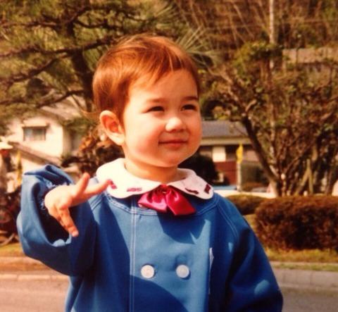 ハーフで可愛い村重杏奈の若い頃