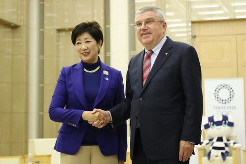IOCと小池都知事