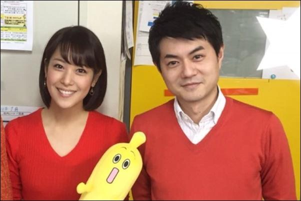 鷲見玲奈と増田和也