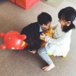 加護亜依の子供写真