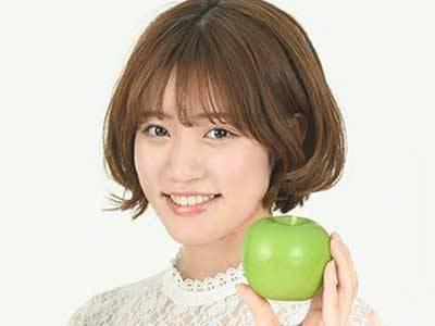 アイドル・りんご娘の王林
