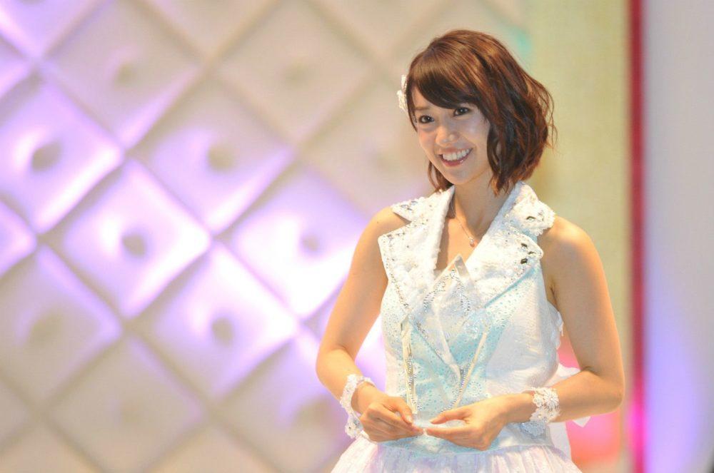 国民的アイドルグループ元メンバー大島優子