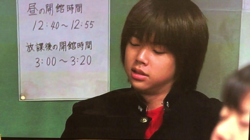 金八先生の増田貴久