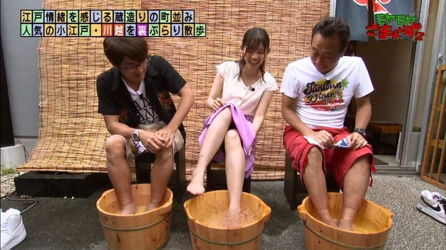 田中瞳アナの放送事故