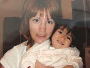 梅宮アンナと娘・百々果