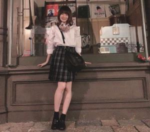 紀平萌絵の制服
