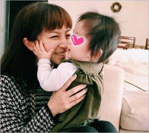 安田美沙子と子供