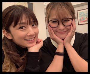 ギャル曽根と小倉優子