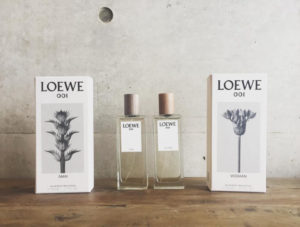 LOEWEのペア香水