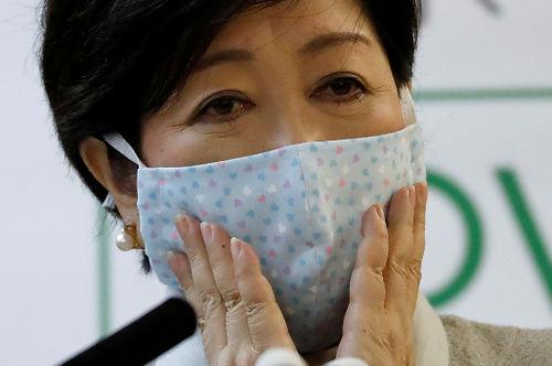 百合子 マスク の 作り方