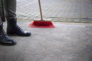 自粛中の暇つぶしに掃除