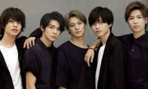 5人のKing&Prince