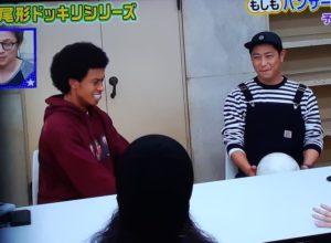 ロンハー出演のモクタール(モックン)