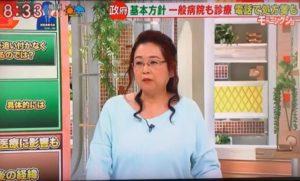 2月の岡田晴恵