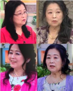 岡田晴恵の服装の変化