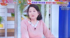 3月の岡田晴恵