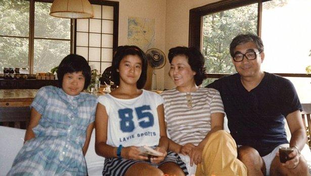 高嶋ちさ子の家族
