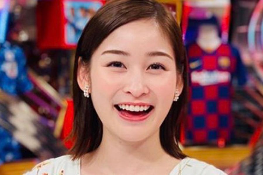 かわいい岩田絵里奈アナ