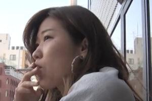 ヒコロヒーの喫煙