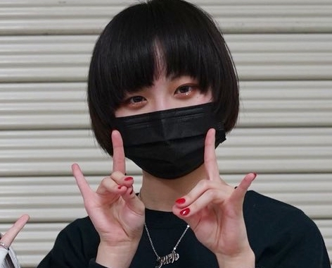 流出したAdoの顔写真