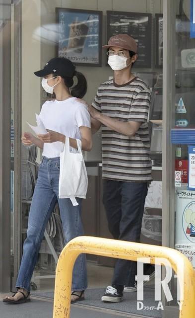 交際報道が出た黒島結菜と高良健吾