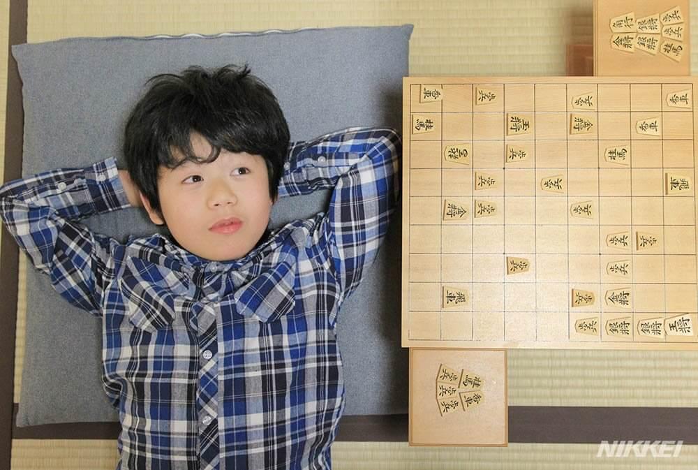 小さい頃の藤井聡太