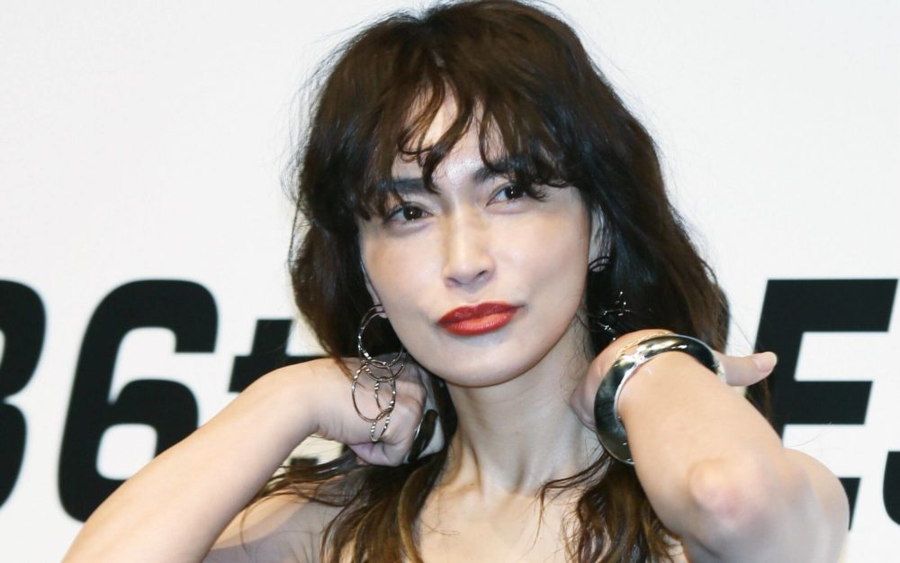 2020年の長谷川京子の顔