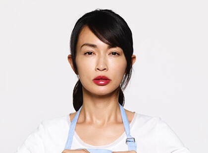 唇が赤い長谷川京子