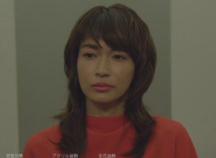 2017年の長谷川京子の顔