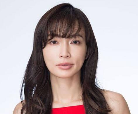 2019年の長谷川京子の顔