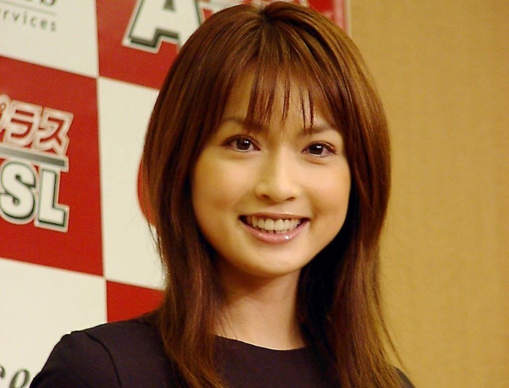 若い頃の長谷川京子