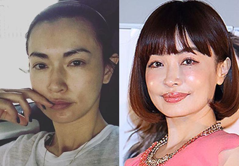 長谷川京子と似ている平子理沙