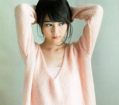 19歳の生田絵梨花の胸の大きさ