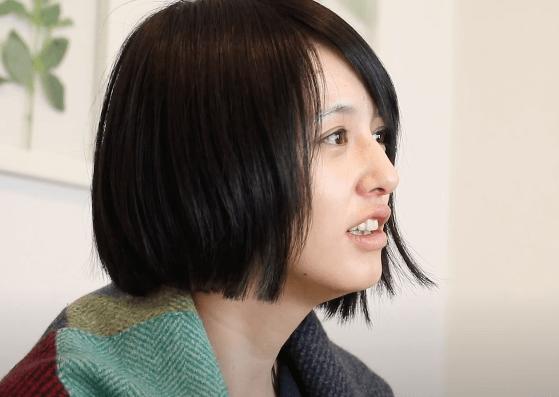 美人すぎる画家・小松美羽のすっぴん