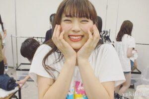 笑顔の渋谷凪咲